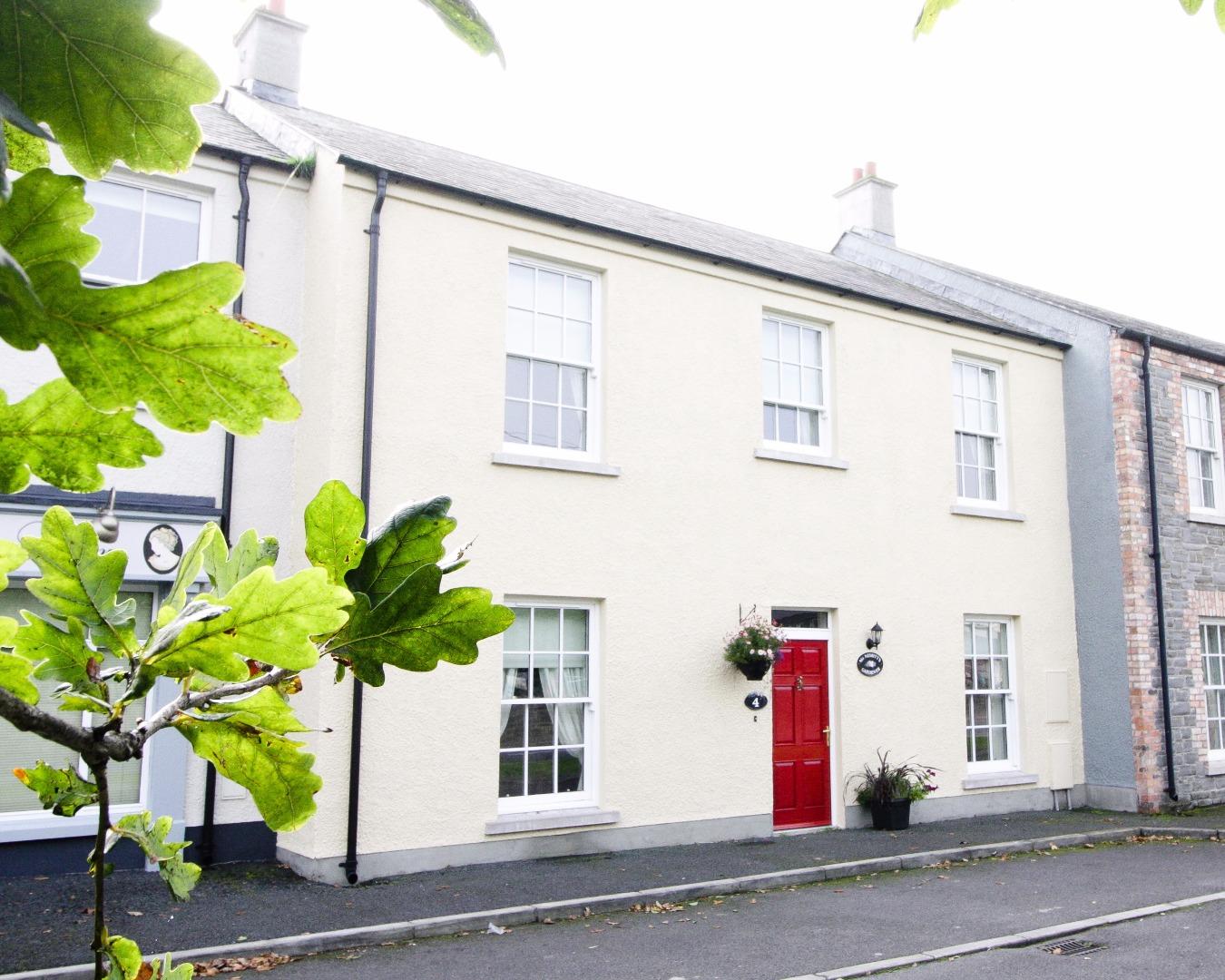 4 bed Terraced for sale on 'Mr. Nesbitt's Gardener', No.4 Main Street, Glaslough, Co. Monaghan - Property Image 1