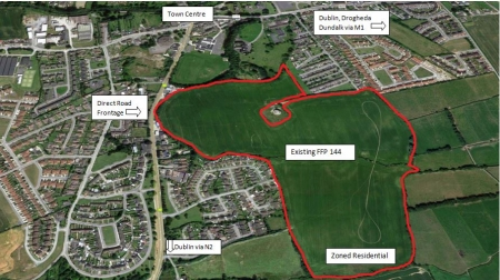 Residential Development for sale on Muladrillen and Rathgory, Ardee, Co. Louth
