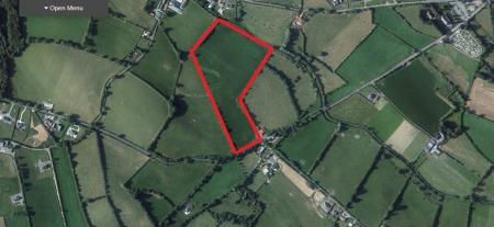 Land for sale on Tulyraine, Killanny, Co. Louth