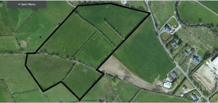 Land for sale on Moyles, Inniskeen, Co. Monaghan