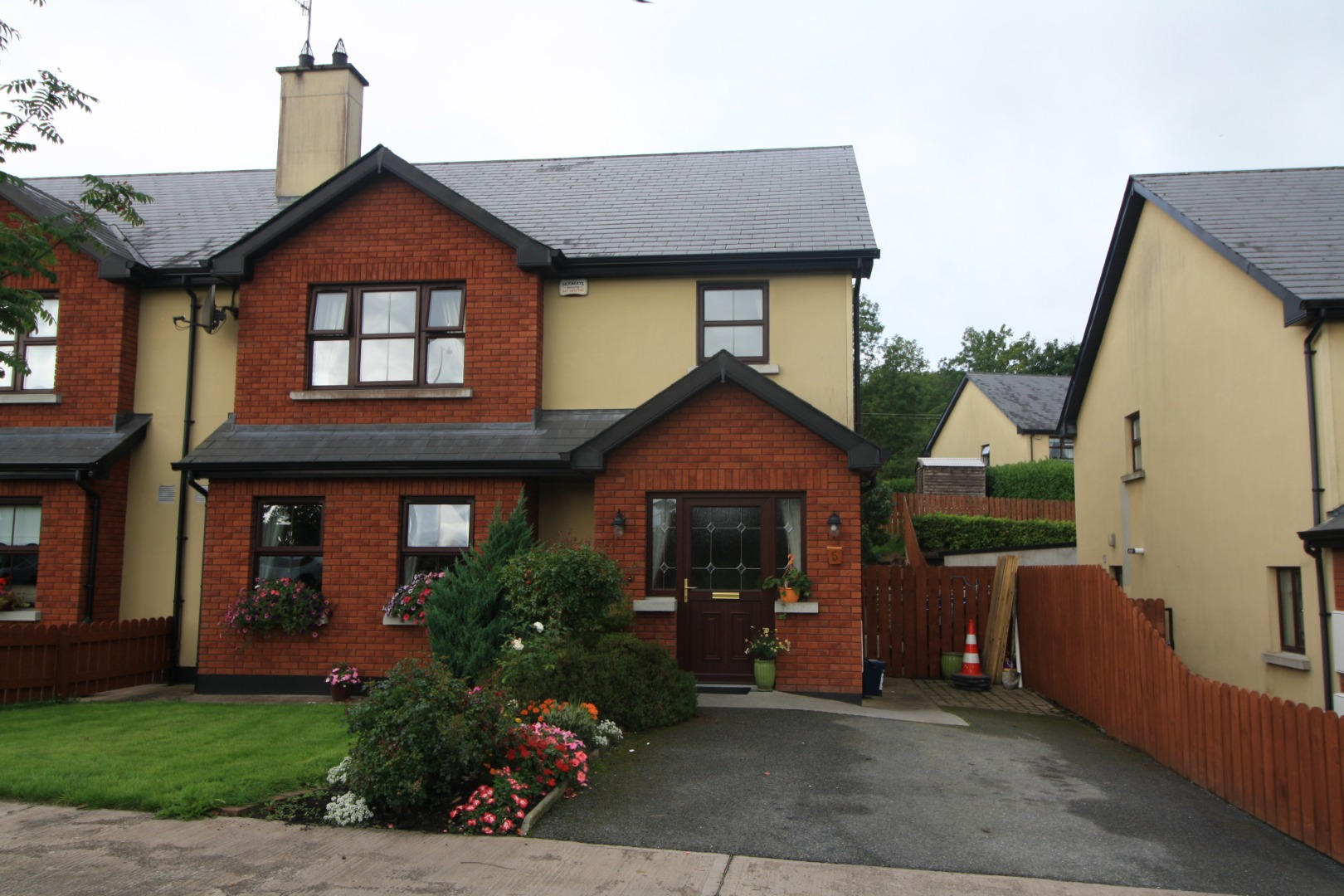 4 bed Semi-Detached for sale on No.5 Tobar an Radhairc, Corr an Tobair, Carrickmacross, Co. Monaghan - Property Image 1