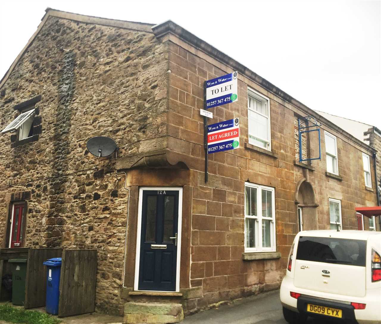 2 bed apartment to rent in Market Street, Adlington, Adlington, PR7