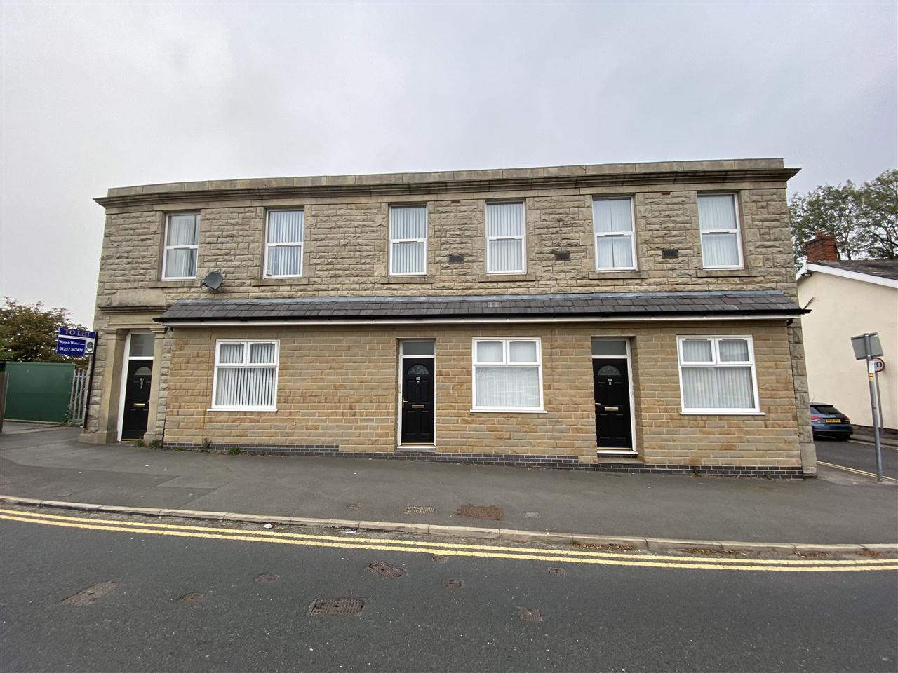 1 bed apartment to rent in Railway Road, Adlington, PR6