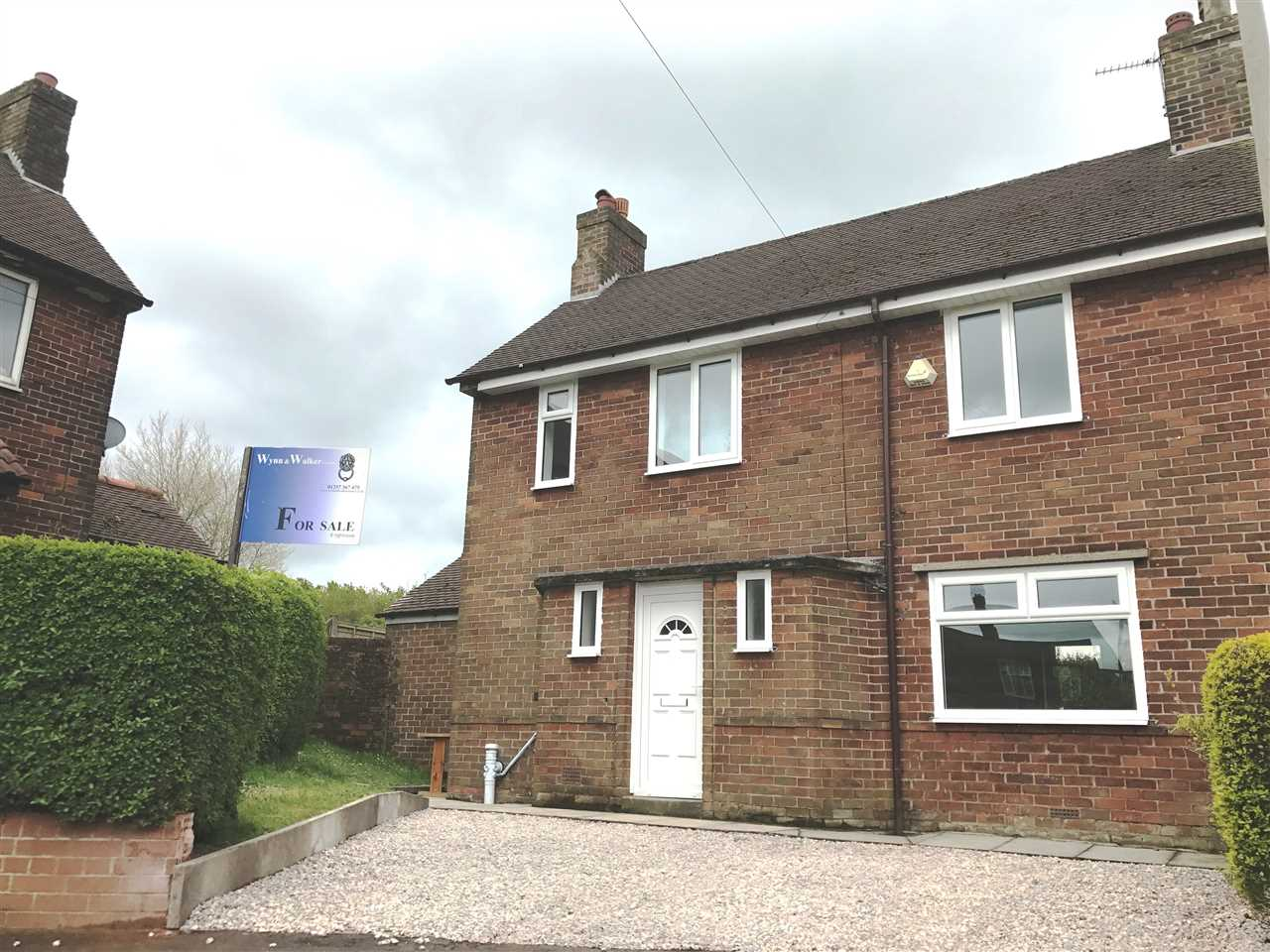 3 bed semi-detached to rent in Derby Place, Adlington, PR6