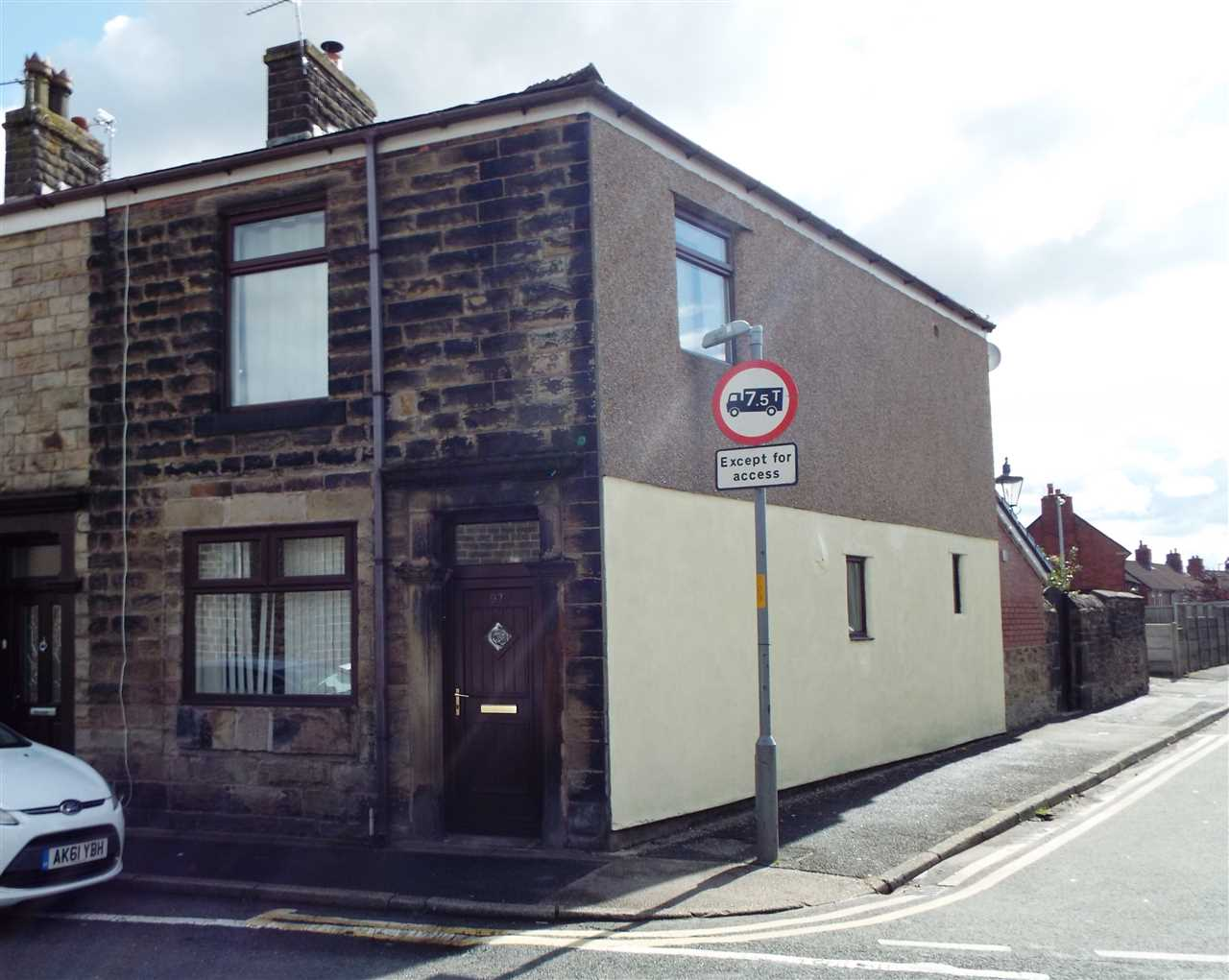 3 bed end of terrace for sale in Park Road, Adlington, Adlington 1