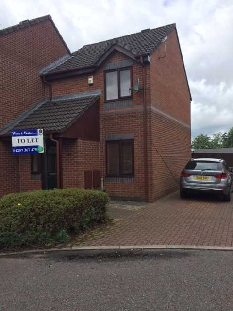 2 bed semi-detached to rent in Mackey Croft, Chorley, PR6