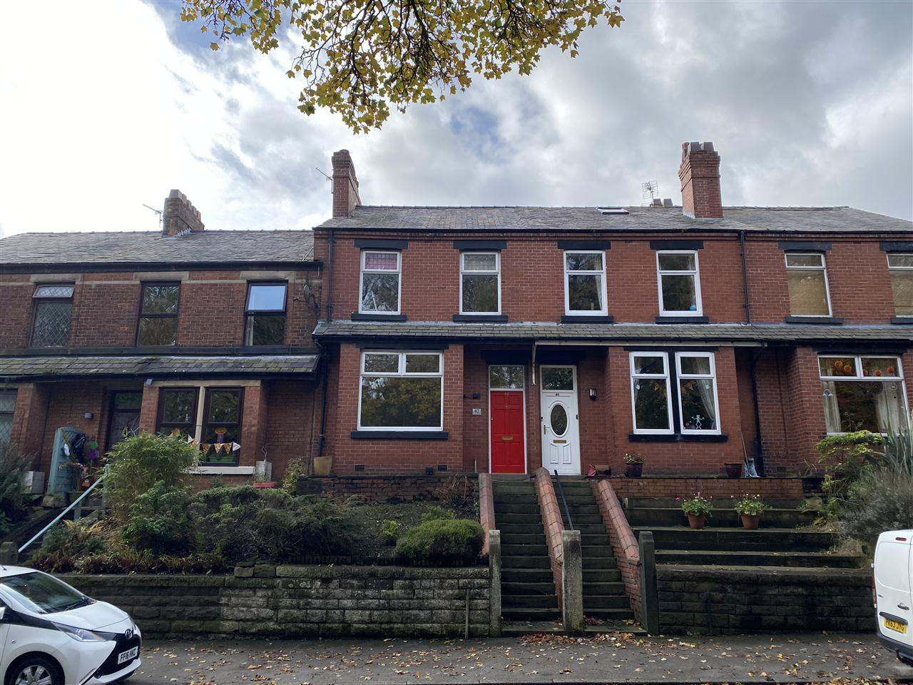 4 bed terraced to rent in Bolton Road, Anderton, PR6