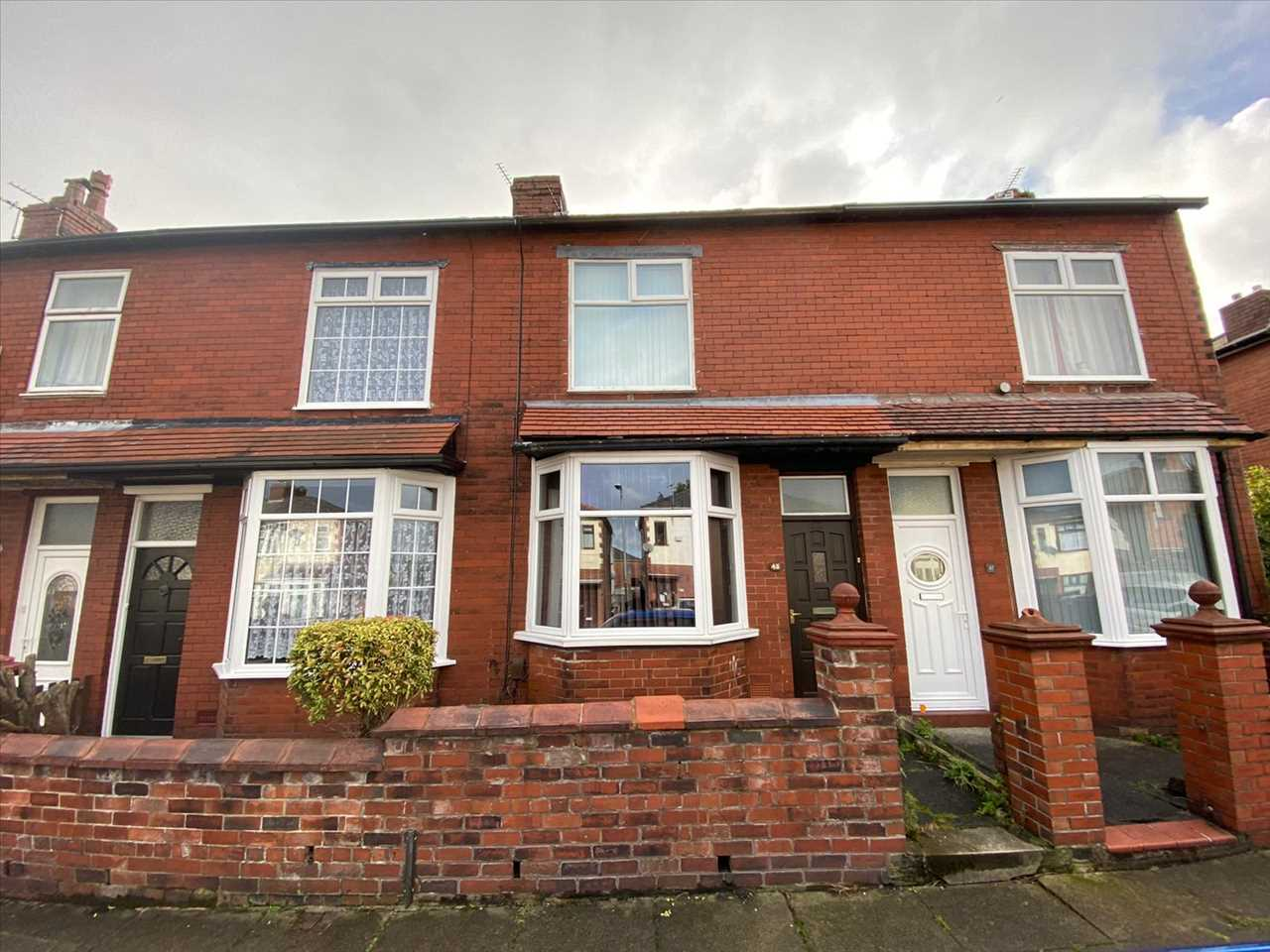 2 bed terraced for sale in Longfellow Avenue, Bolton, BL3