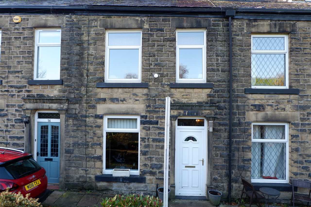 2 bed terraced to rent in Martin St, Edgworth, BL7