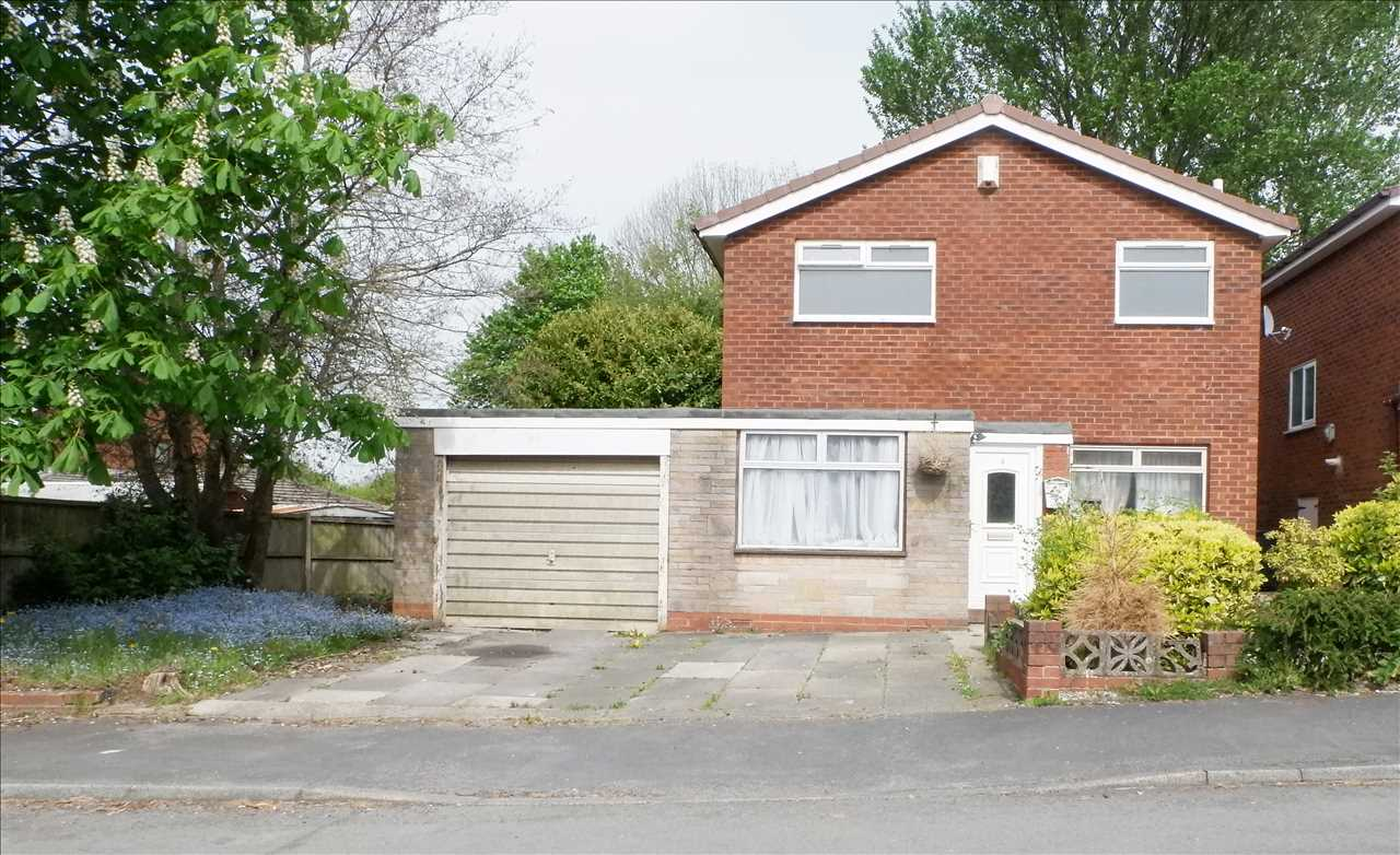 3 bed detached for sale in Thornbury, Skelmersdale, WN8