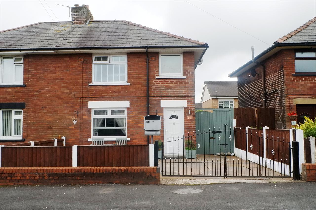 3 bed semi-detached for sale in ACRESFIELD, Adlington, ADLINGTON - Property Image 1