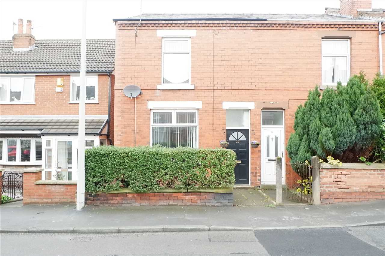2 bed terraced to rent in Spendmore Lane, Coppull, Chorley - Property Image 1