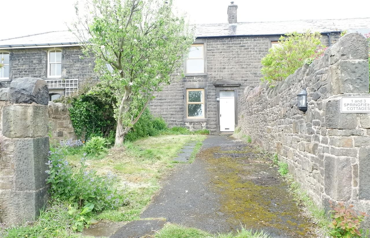 2 bed cottage for sale in Springfield Cottages, Off Babylon Lane, Heath Charnock, PR6