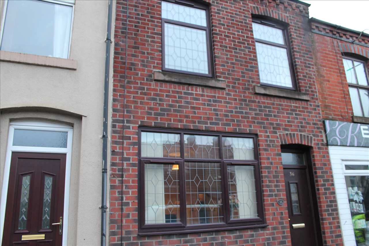 1 bed terraced to rent in Chorley Rd, Adlington, PR6