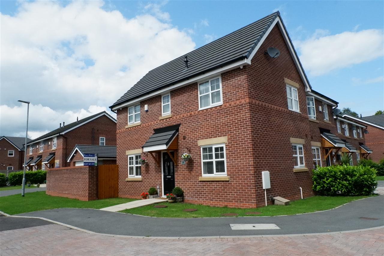 3 bed semi-detached for sale in Dukes Park Drive, Chorley, PR7