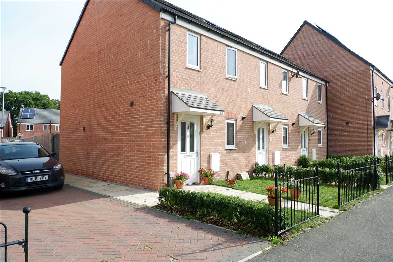 2 bed end-of-terrace for sale in Brookwood Way, Buckshaw Village, Chorley, PR7