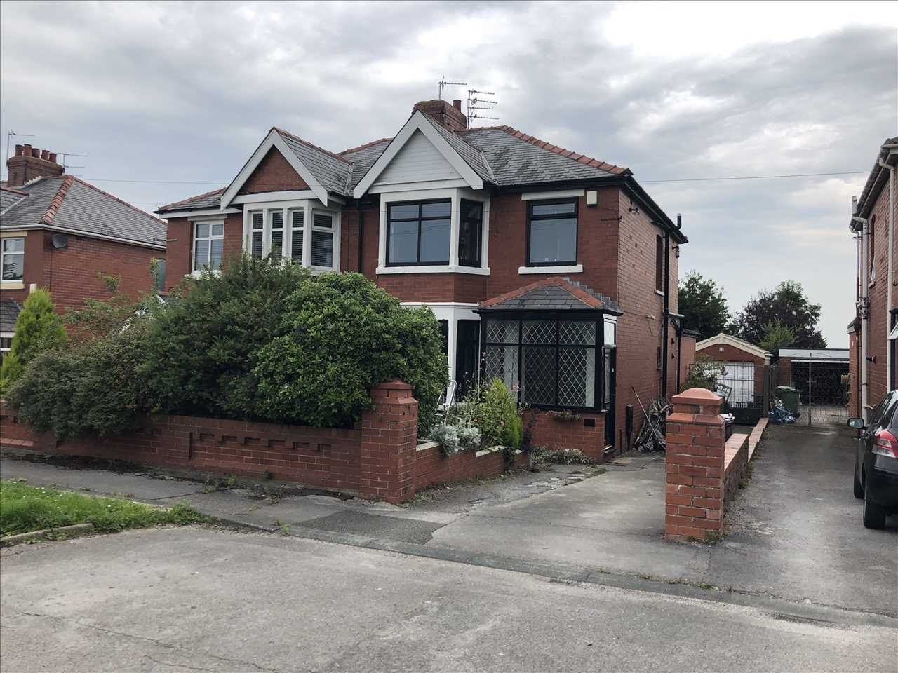 3 bed semi-detached for sale in Peel Hill, Blackpool, FY4