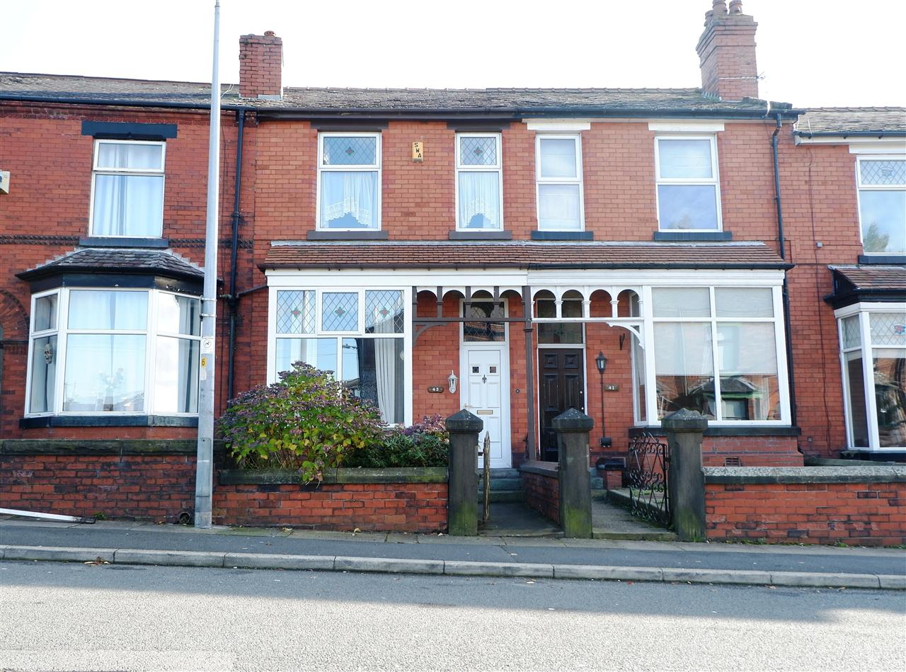 3 bed terraced for sale in Brownlow Road, Horwich, Horwich, BL6