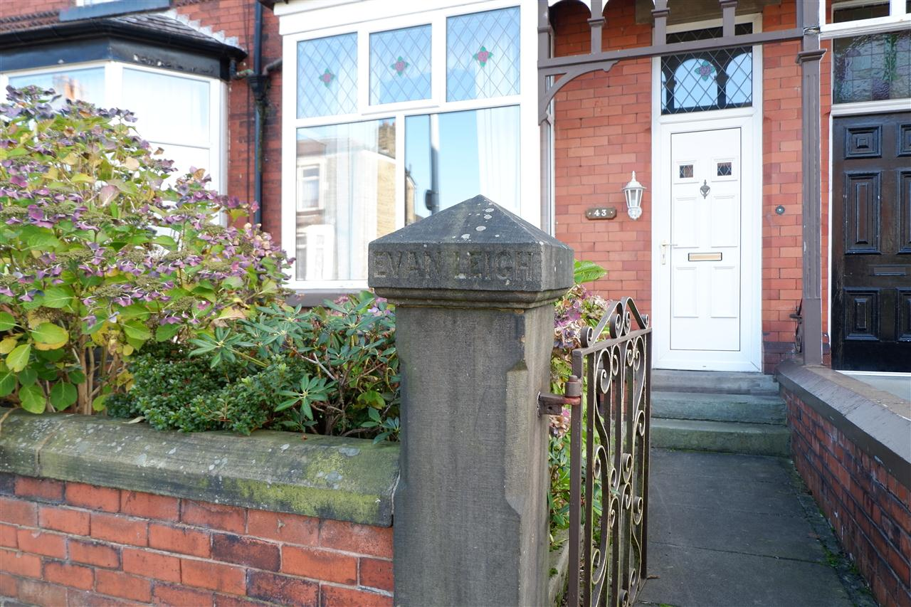 3 bed terraced for sale in Brownlow Road, Horwich, Horwich 2