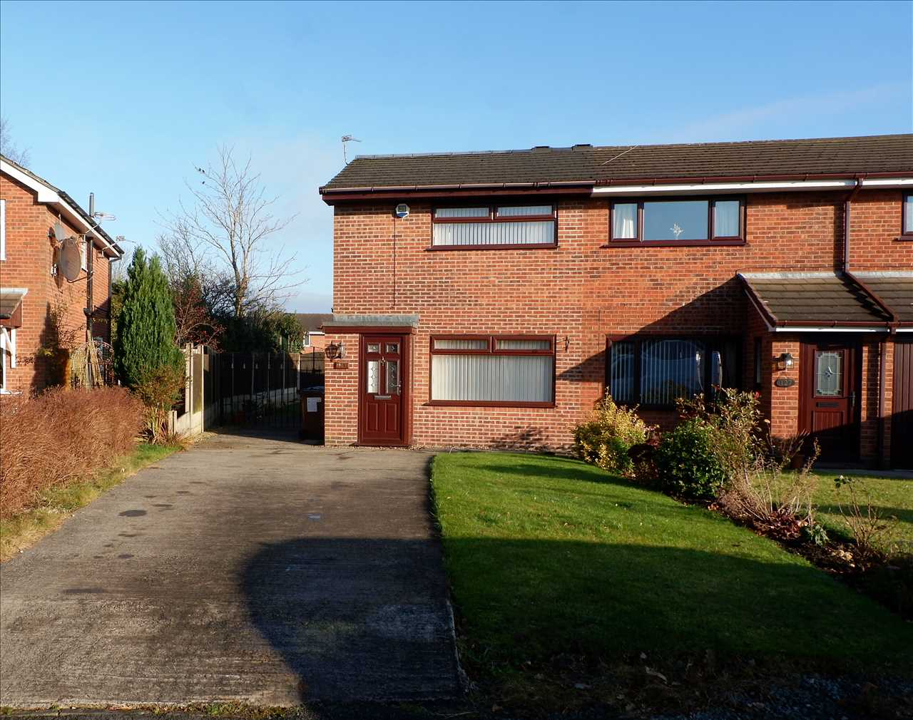 2 bed semi-detached for sale in Carrington Road, Adlington, Adlington, PR7