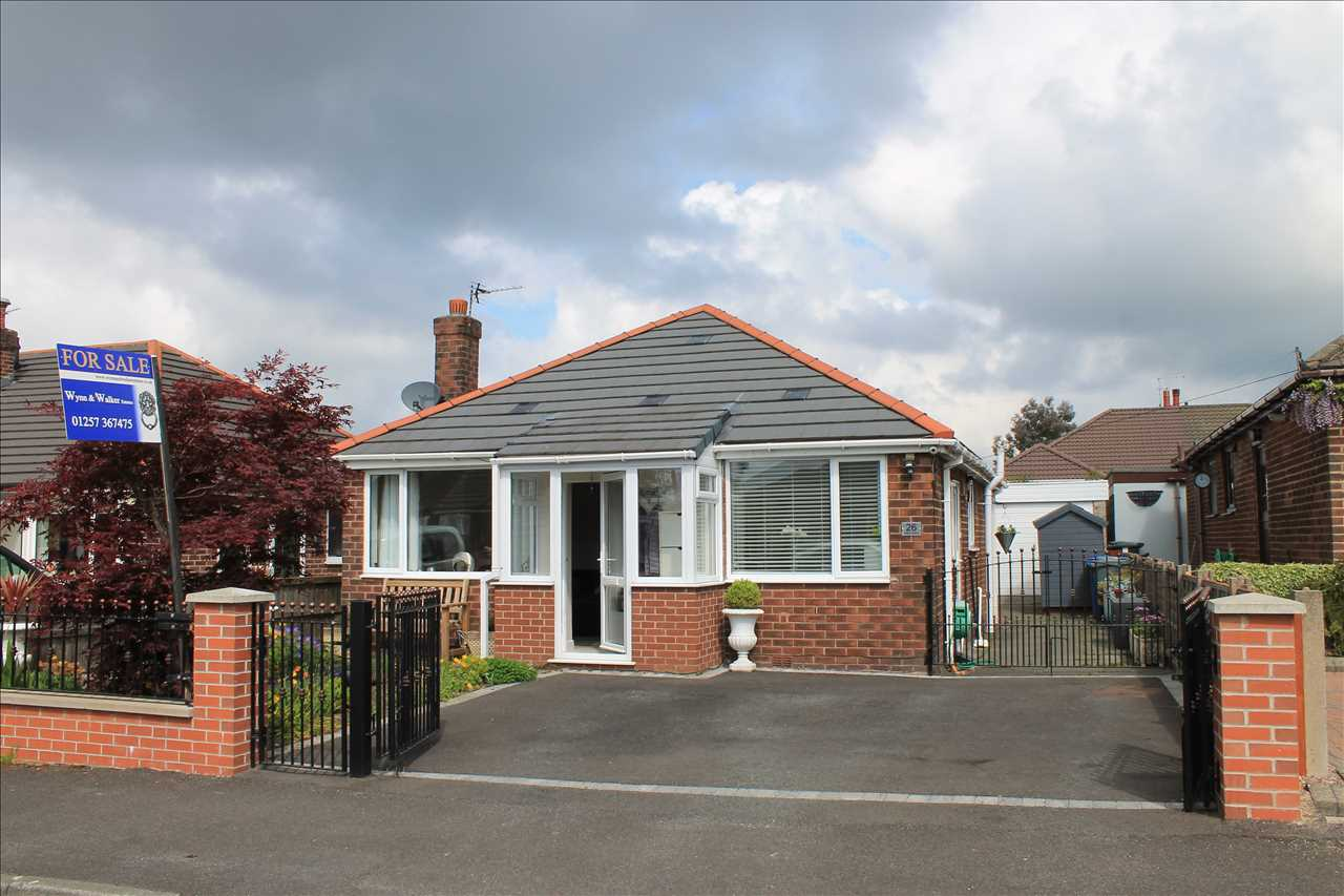 2 bed detached-bungalow for sale in Abbey Grove, Adlington, PR6