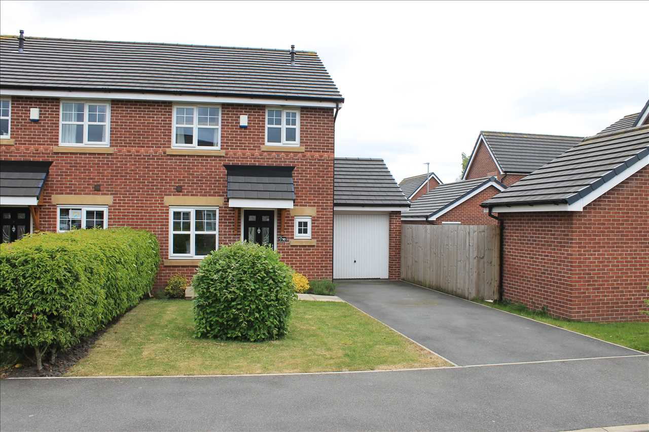 3 bed semi-detached for sale in Dukes Park Drive, Chorley 14
