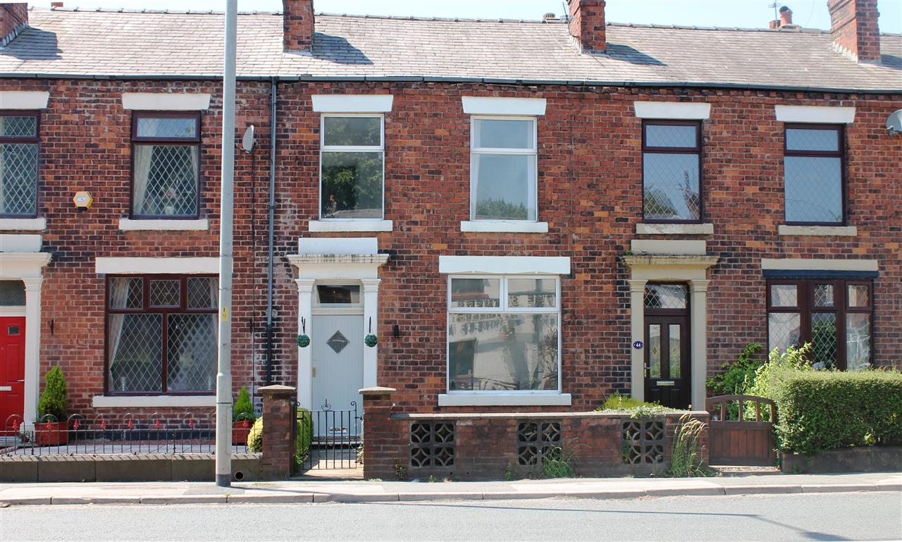 3 bed terraced for sale in Church Street, Adlington - Property Image 1
