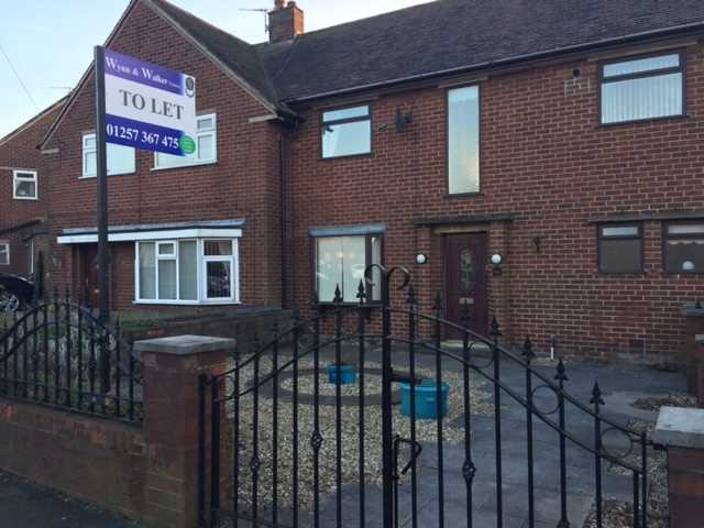 3 bed terraced to rent in Thornhill Rd, Chorley, PR6