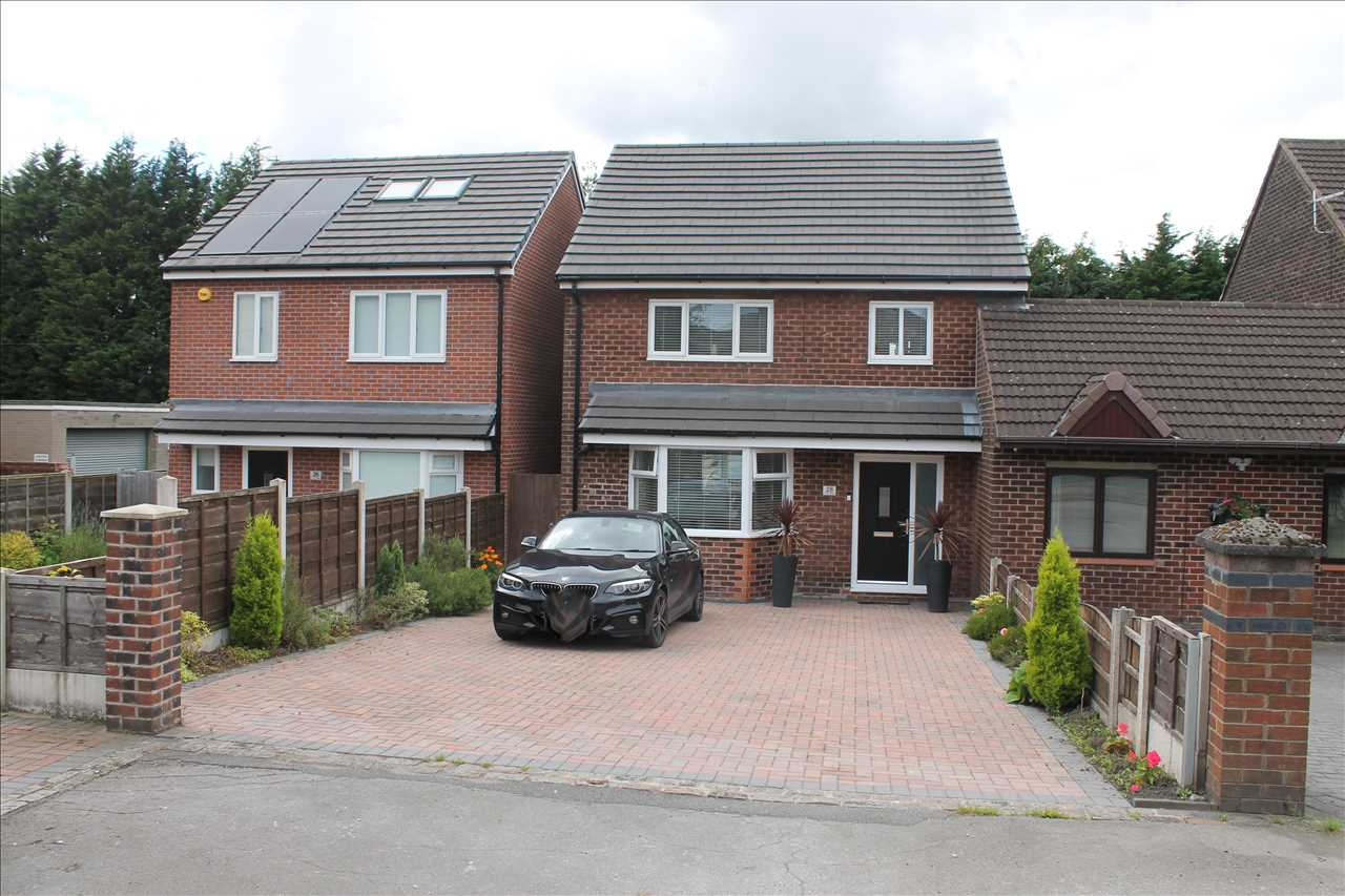 3 bed semi-detached for sale in Church Street, Adlington, PR7