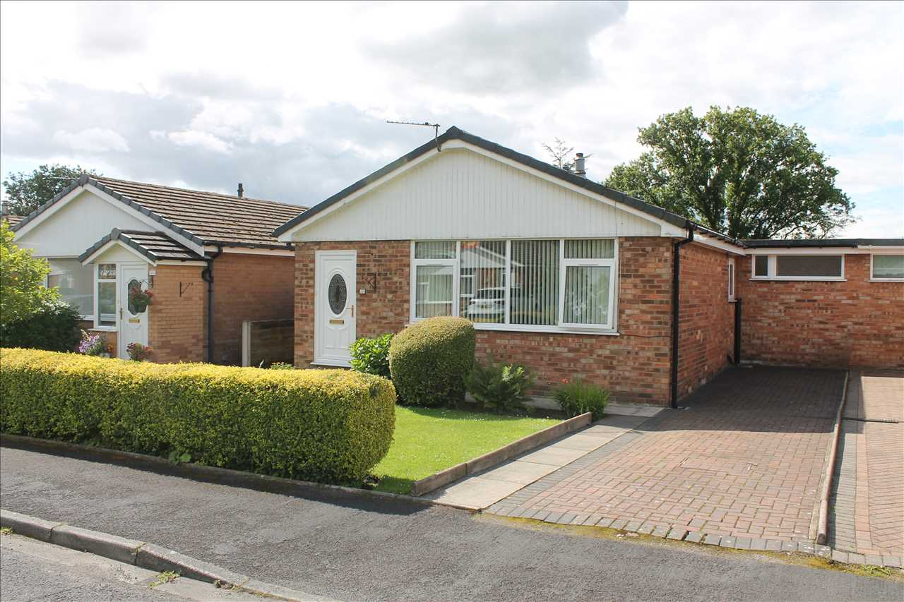 3 bed bungalow for sale in Castle Drive, Adlington, PR7