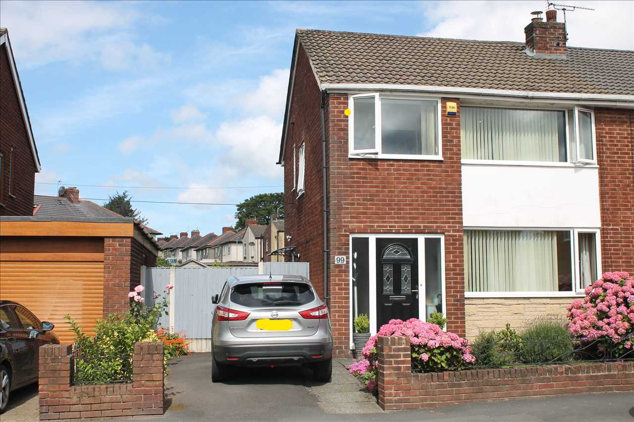 3 bed semi-detached for sale in Mason Street, Horwich, BL6