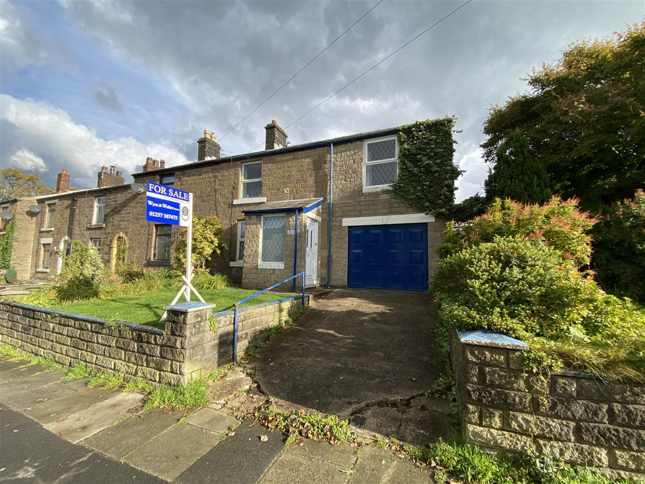 3 bed semi-detached for sale in Chorley Road, Adlington - Property Image 1