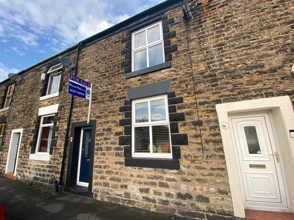 2 bed terraced for sale in Mayfield Avenue, Adlington, PR6