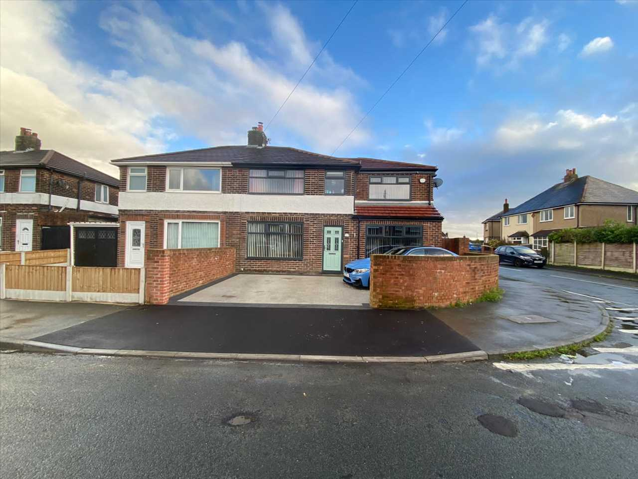 4 bed semi-detached for sale in Southdowns Road, Chorley - Property Image 1