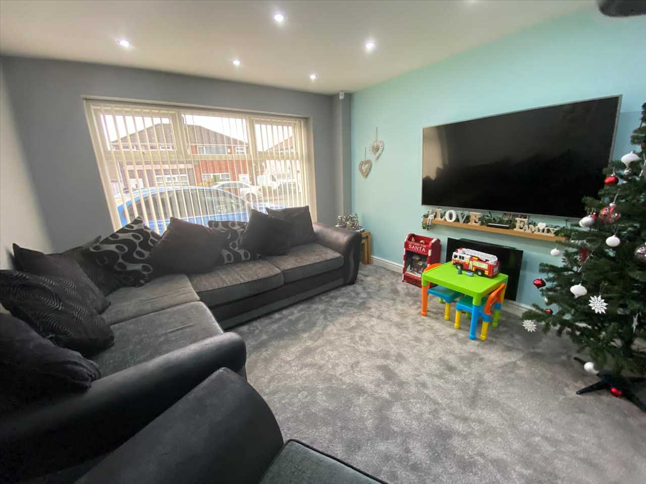 4 bed semi-detached for sale in Southdowns Road, Chorley 10