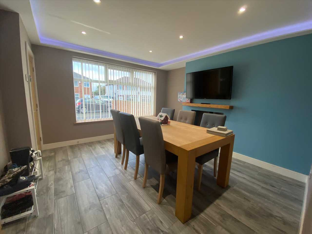 4 bed semi-detached for sale in Southdowns Road, Chorley 5