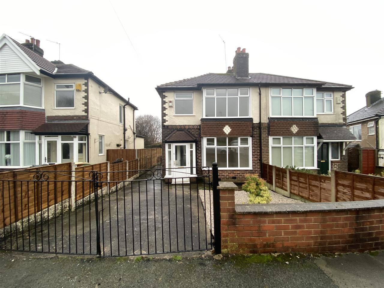 3 bed semi-detached to rent in Romney Road, Bolton - Property Image 1