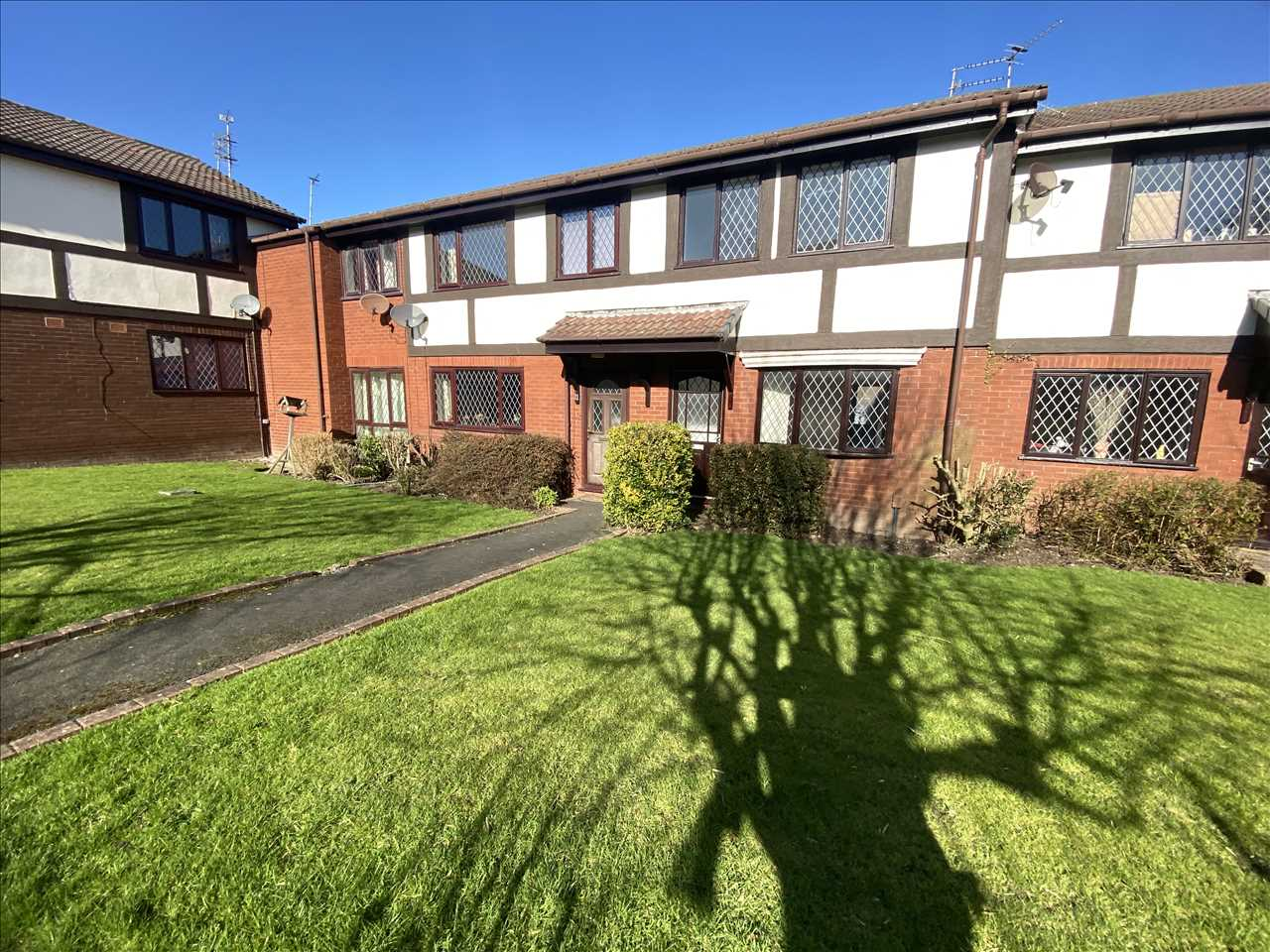 2 bed mews for sale in Cleves Court, Dalkeith Avenue, Blackpool, FY3
