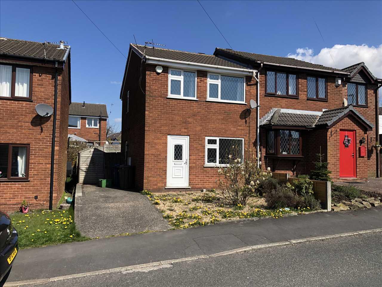 2 bed semi-detached for sale in Rawlinson Lane, Heath Charnock, PR6