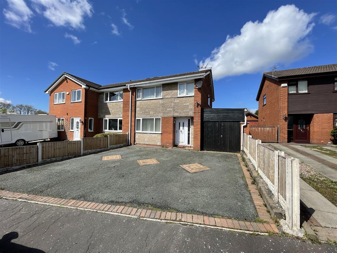 3 bed semi-detached for sale in Balmoral, Adlington, Adlington - Property Image 1