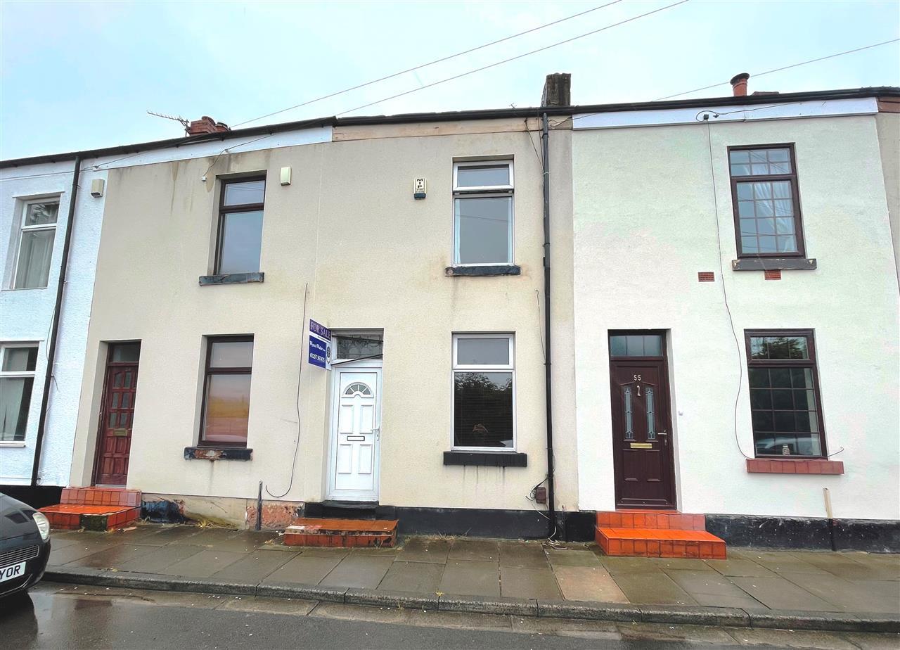 2 bed terraced for sale in Heaton Road, Lostock, BL6