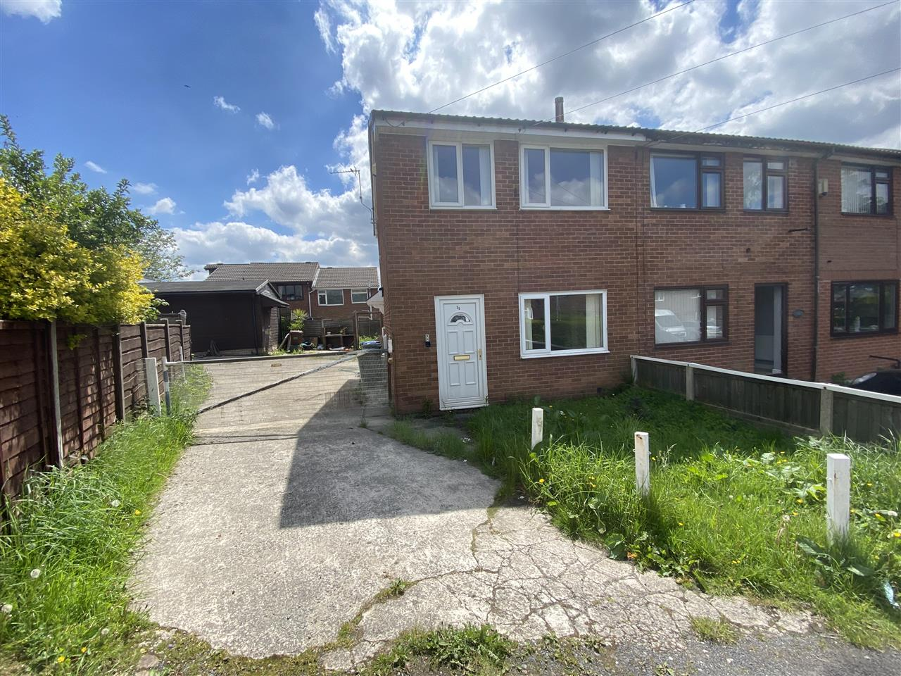2 bed end of terrace for sale in Woodville Road, Heath Charnock, Adlington 2