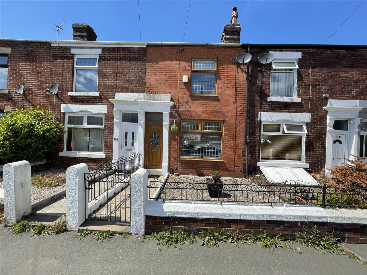 2 bed terraced for sale in Park Road, Adlington, PR7