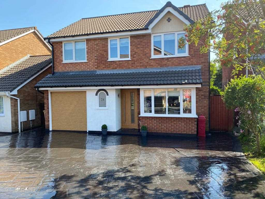 4 bed detached for sale in Greenwood Avenue, Horwich, Horwich, BL6