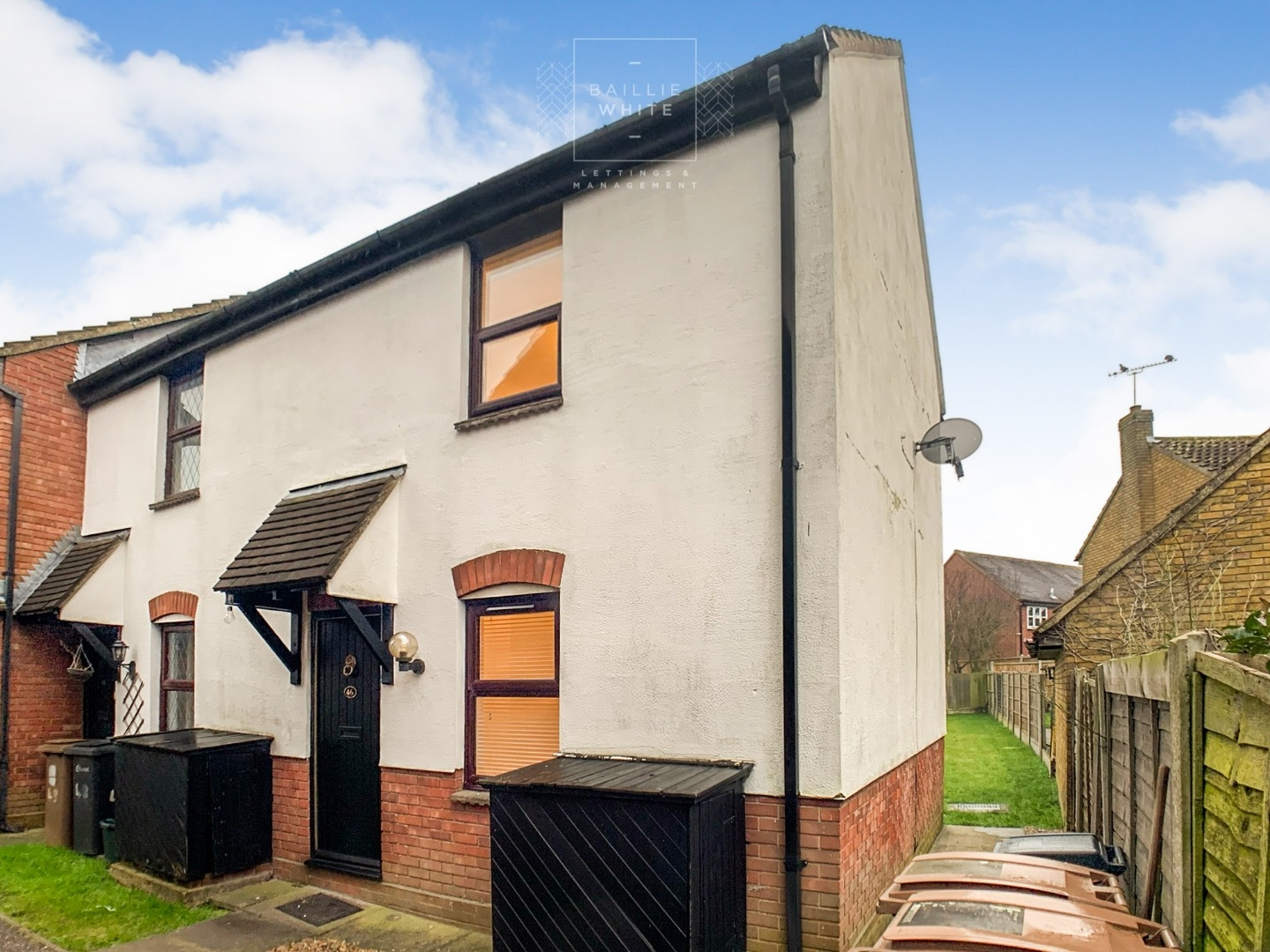 1 bed house to rent in Melville Heath, South Woodham Ferrers - Property Image 1