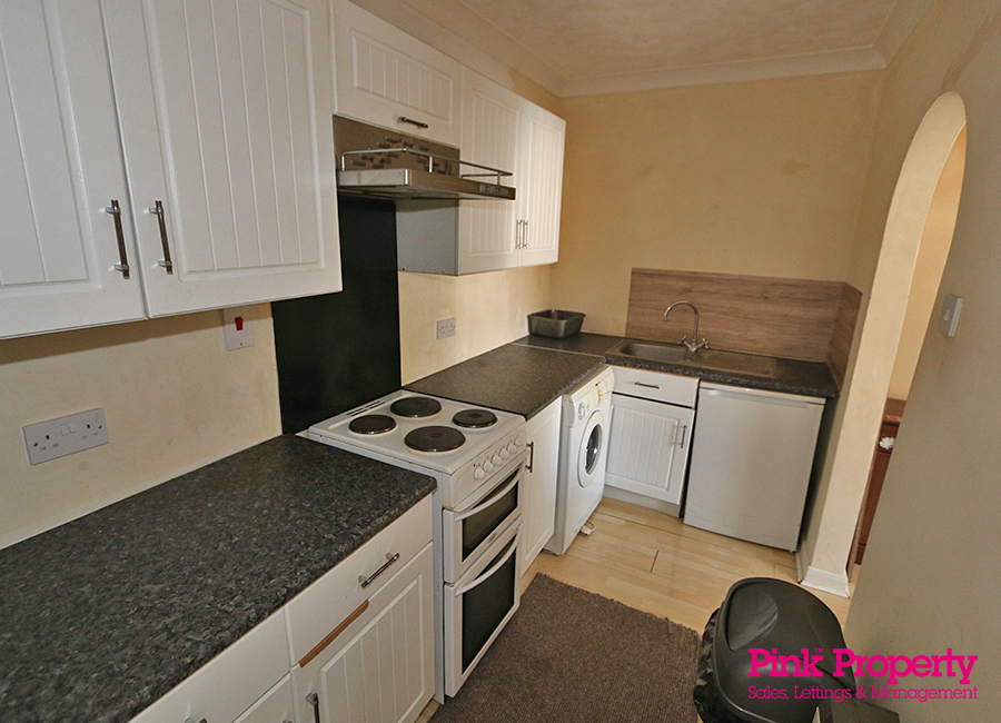 1 bed apartment to rent in 4 Sandringham Court, Hull, HU3 6