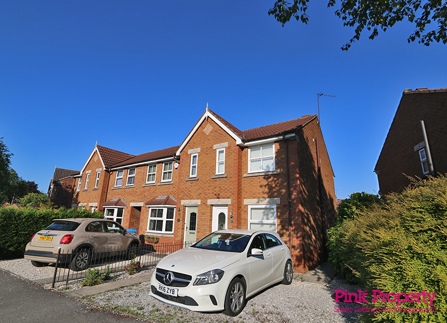 2 bed house to rent in Lindengate Avenue 2