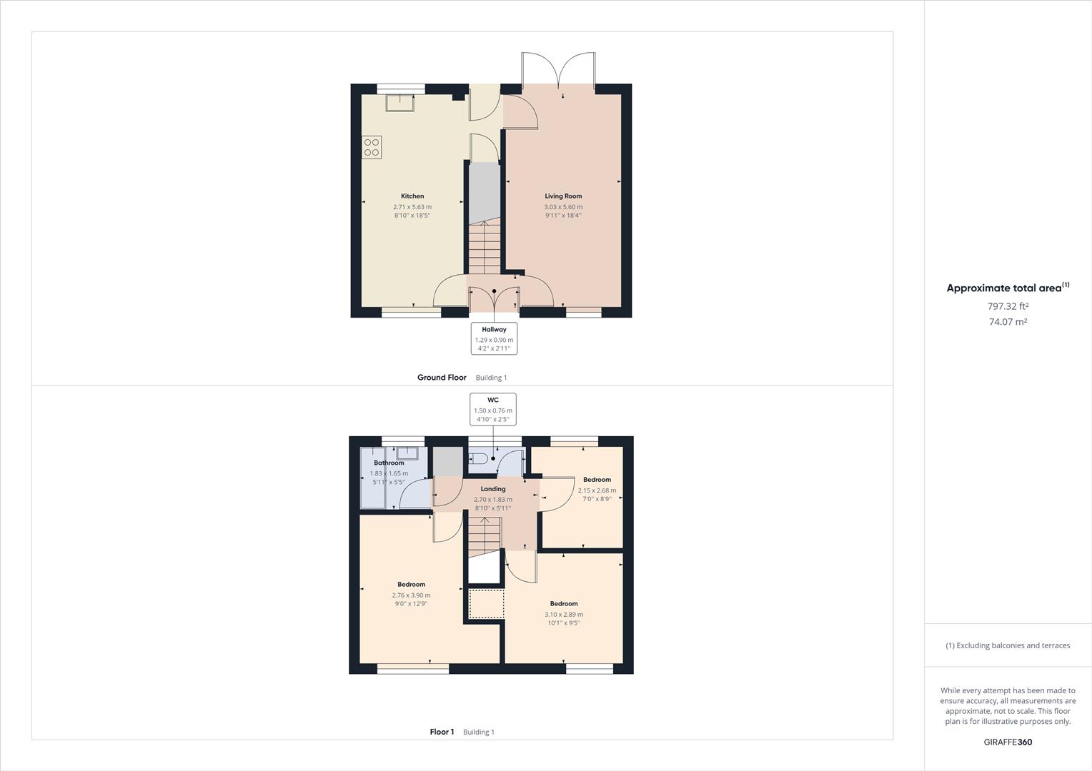 3 bed house for sale in Asholme Close, Bromford Bridge, Birmingham - Property Floorplan