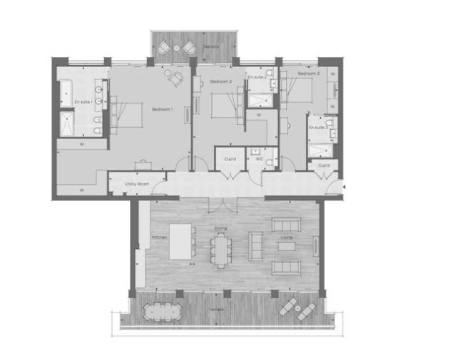 - Property Floorplan