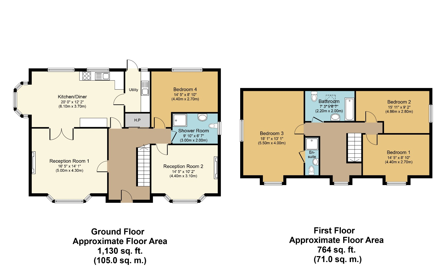 4 bed House for sale on Drumgowna, Carrickmacross, Co. Monaghan - Property Floorplan